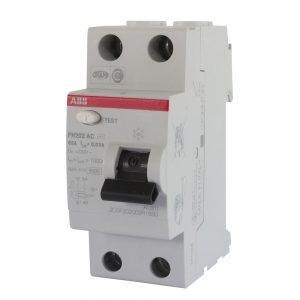 Interrupteur différentie 63A