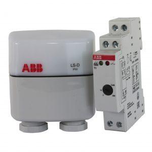 Interrupteurs crépusculaires modulaires ABB
