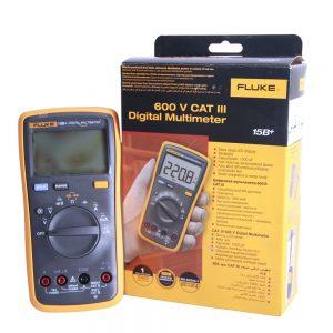 Multimètre digital 600V CAT III FLUKE
