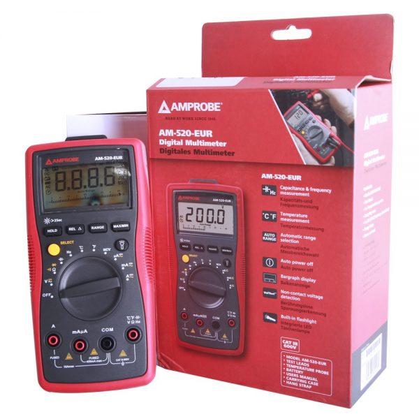 Multimètre numérique AMPROBE