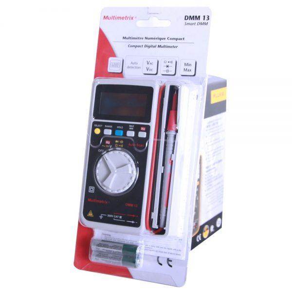 Multimètre numérique compact